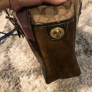 Coach Bags - Patterned Coach Tote